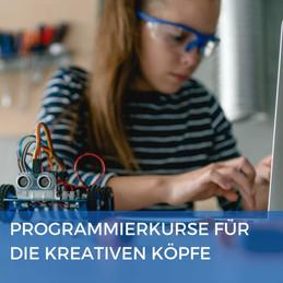 Programmierkurs für Kinder