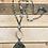Thumbnail: Soldered Labadorite Round Pendant with Sesame Jasper Rosary Chain