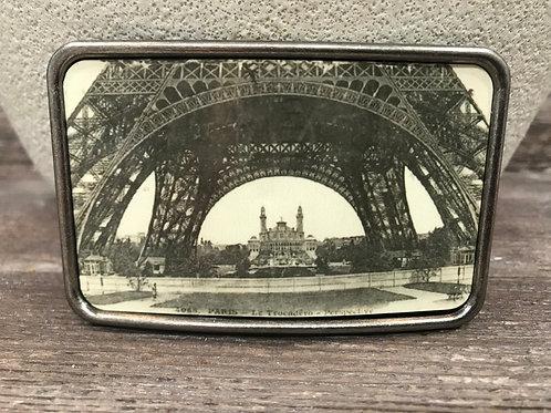 Eiffel tower buckle