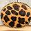 Thumbnail: Leopard Print Fur Belt Buckle
