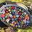 Thumbnail: Milliofiore belt buckle