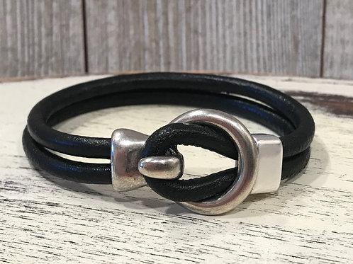 Silver Toggle Bracelet