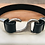 Thumbnail: Men's Leather Hook Cuff Bracelet
