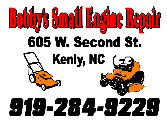 Bobby's Small Engine Repair | Kenly