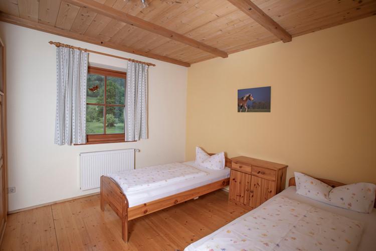 Ferienwohnung Schullerhof Gartenblick