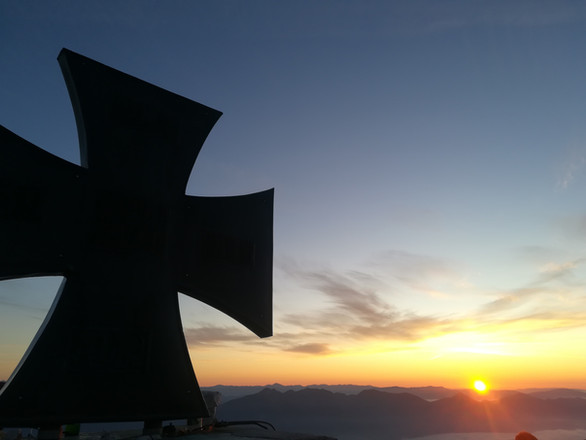 Schullerhof Gartnerkofel Sonnenaufgangswanderung