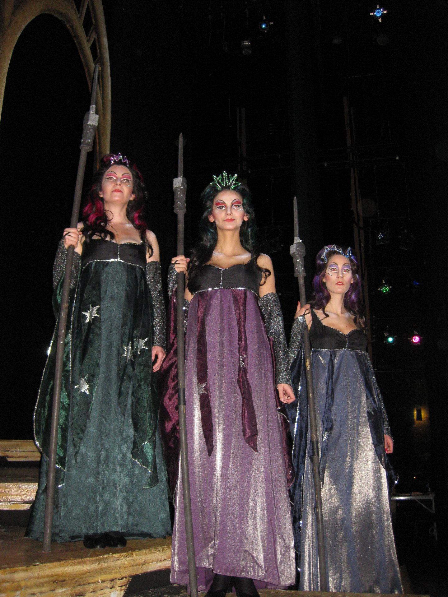 2nd Lady in Die Zauberflote