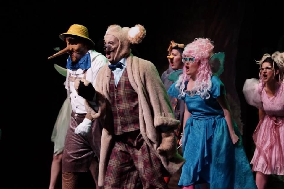 Sugar Plum Fairy in Shrek the music