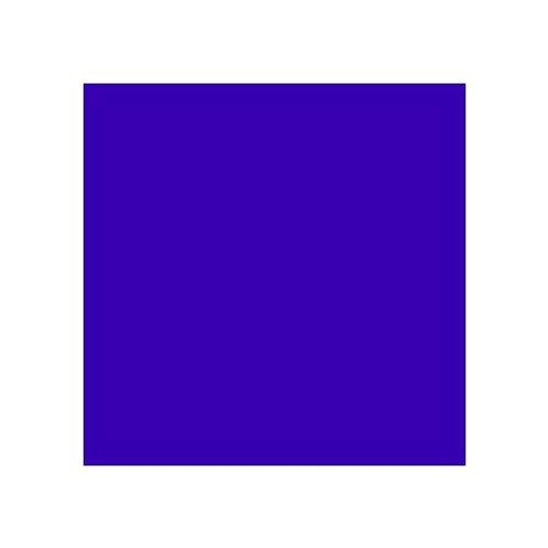 ROSCO 071 TOKYO BLUE E-COLOUR FILTER