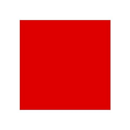 ROSCO 106 PRIMARY RED E-COLOUR FILTER