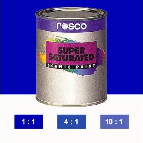 ROSCO SUPERSAT PAINT - ULTRAMARINE BLUE
