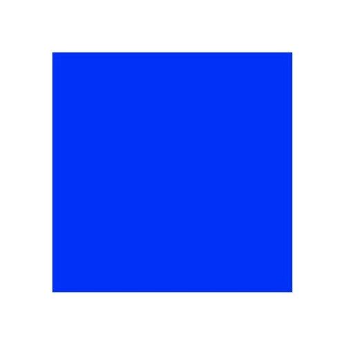 ROSCO 723 VIRGIN BLUE E-COLOUR FILTER