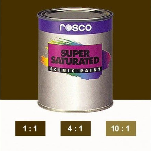 ROSCO SUPERSAT PAINT - RAW UMBER