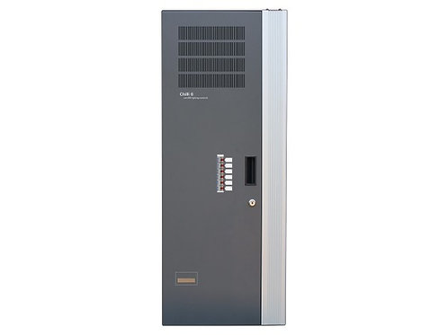 Chilli Pro 6 6x25A MCBs Standard Wall Mount Dimmer + RCD