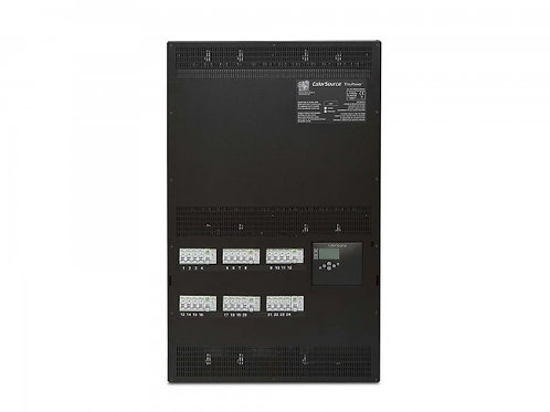 Colorsource ThruPower Cabinet ND 24x10A RCD/4 Circuits