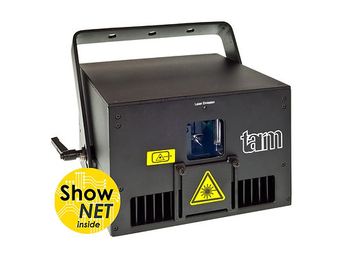 tarm 2.5 2700mW Pure Diode RGB Laser with ShowNET