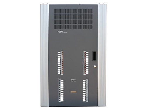 Chilli Pro 24 24x10A MCBs Standard Wall Mount Dimmer + RCD