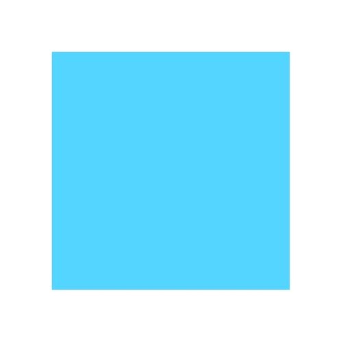 ROSCO 353 LIGHTER BLUE E-COLOUR FILTER