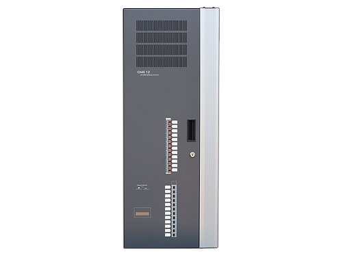 Chilli Pro 12 12x10A MCBs Standard Wall Mount Dimmer + RCD