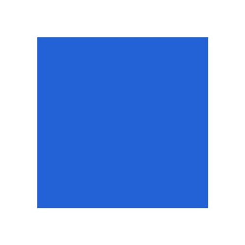 ROSCO 525 ARGENT BLUE E-COLOUR FILTER