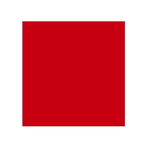 ROSCO 026 BRIGHT RED E-COLOUR FILTER