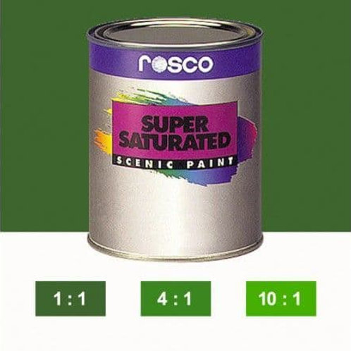 ROSCO SUPERSAT PAINT - GRASS GREEN