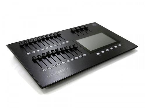 ETC ColorSource 20 Console 40 Channels 20 Faders USB/DMX