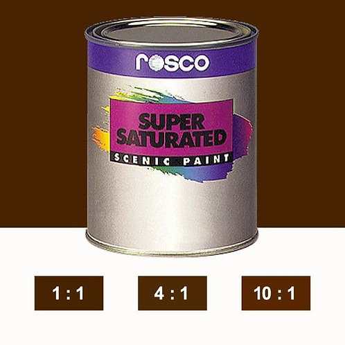 ROSCO SUPERSAT PAINT - BURNT UMBER