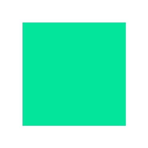 ROSCO 322 SOFT GREEN E-COLOUR FILTER