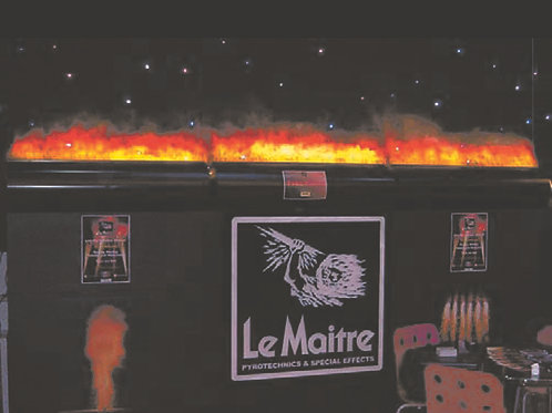 LE MAITRE FAKE FLAME