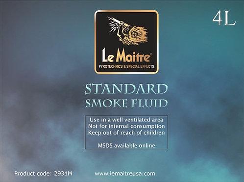 Standard smoke fluid 4 x 5L