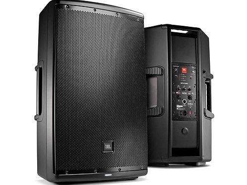 "JBL EON615 15"" 2-Way Active Loudspeaker 500W with Bluetooth"