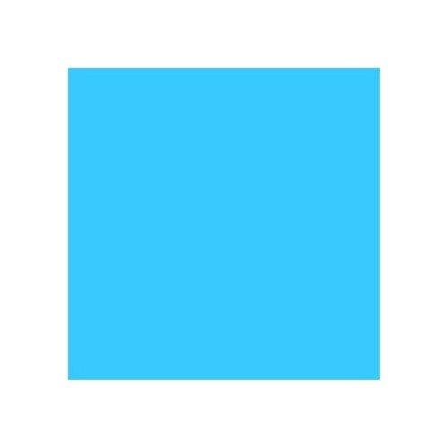 ROSCO 140 SUMMER BLUE E-COLOUR FILTER