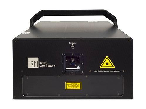 RTI NANO RGB 50 OPSL Full Colour Laser with ShowNET 50,000mW