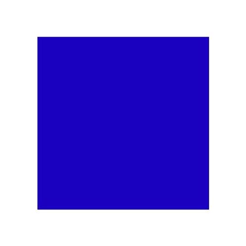 ROSCO 085 DEEPER BLUE E-COLOUR FILTER