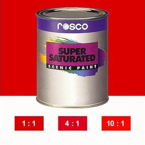 ROSCO SUPERSAT PAINT - RED