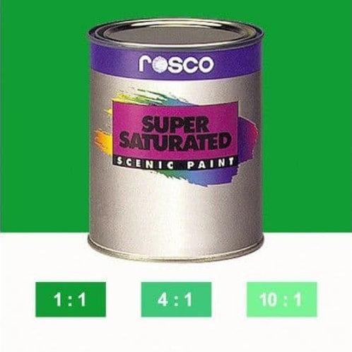 ROSCO SUPERSAT PAINT - EMERALD GREEN