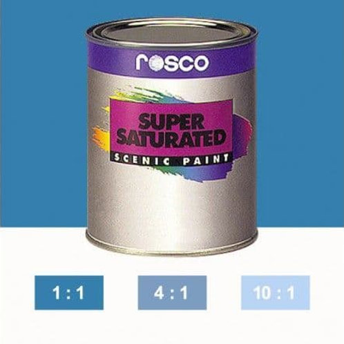 ROSCO SUPERSAT PAINT - CERULEAN BLUE