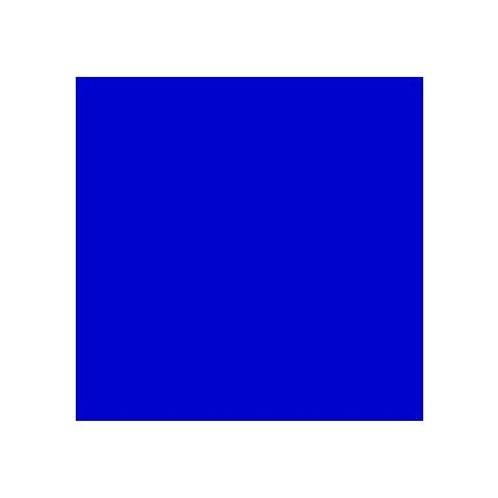 ROSCO 195 ZENITH BLUE E-COLOUR FILTER