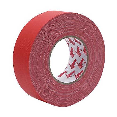 Premium Matt Cloth Gaffer Tape 3130 48mm x 50m – Red