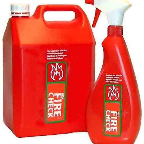 MSL Firecheck Fire Proofing Spray