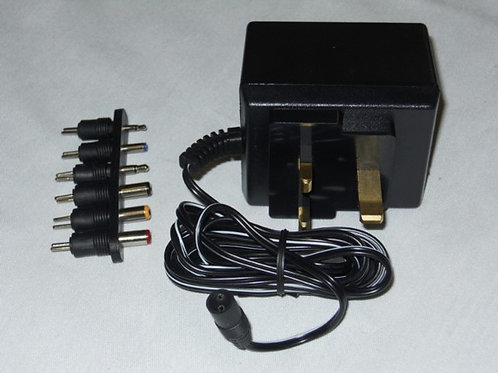 18V POWER SUPPLY UNIT FOR 2 & 6 WAY
