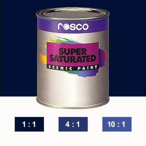 ROSCO SUPERSAT PAINT - PRUSSIAN BLUE