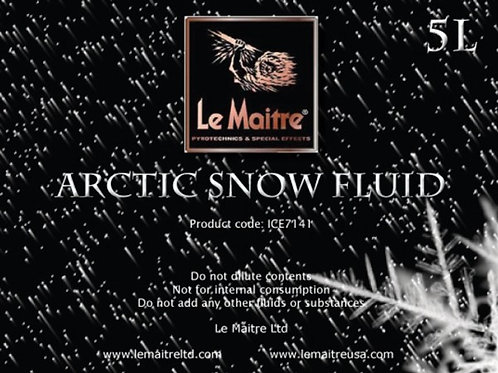 ARCTIC SNOW FLUID 4 x 5L