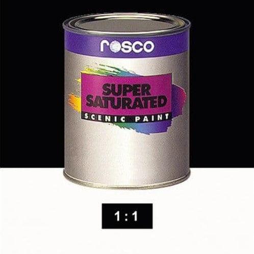 ROSCO SUPERSAT PAINT - VELOUR BLACK
