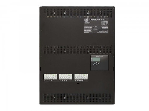 Colorsource Thrupower Cabinet Single Pole RCD4 12x10A 2.3KW