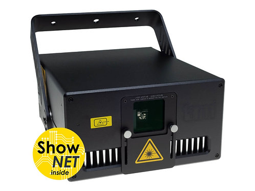 tarm G8 LD Green Diode Laser with ShowNET 8,000mW