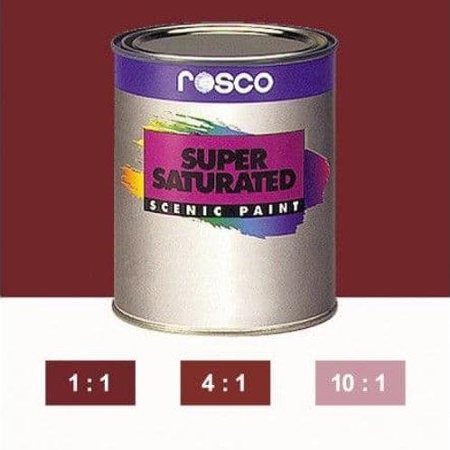 ROSCO SUPERSAT PAINT - IRON RED
