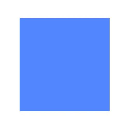 ROSCO 132 MEDIUM BLUE E-COLOUR FILTER