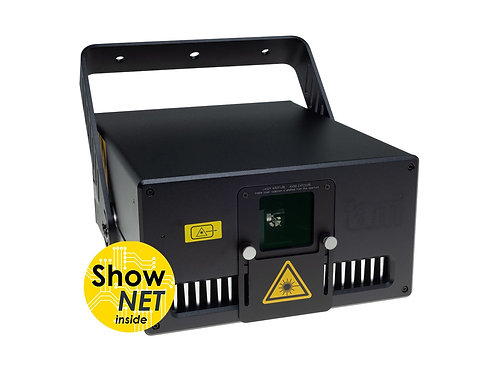 tarm 5 5000mW Pure Diode RGB Laser with ShowNET